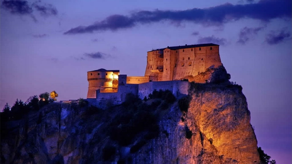Замок графа Калиостро